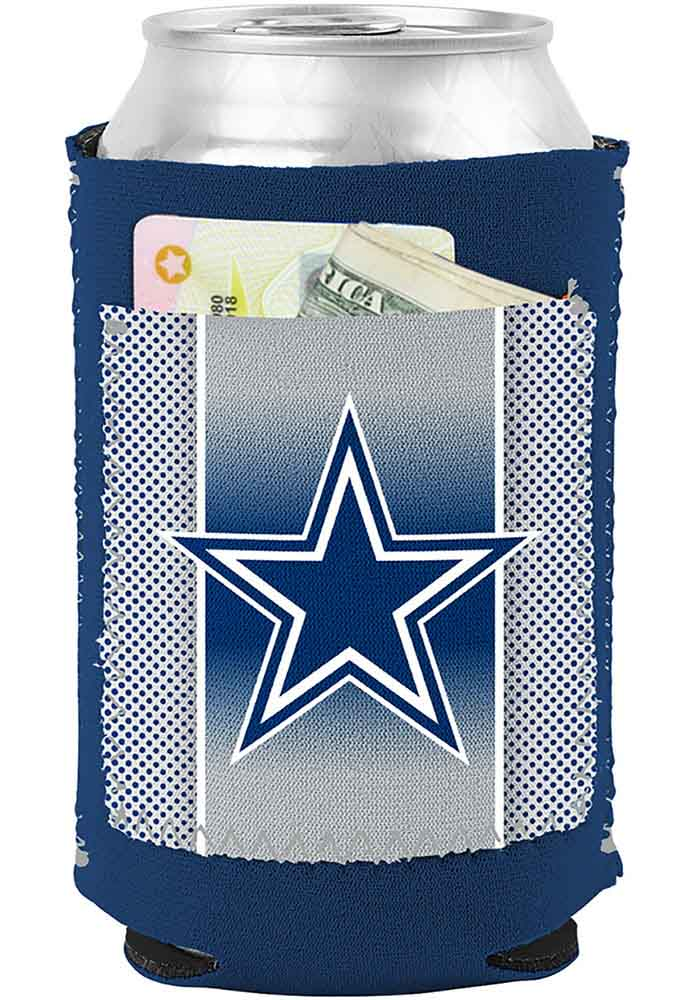 Dallas Cowboys Pocket Pal Can Koozie - Image 1