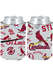 St Louis Cardinals 2-Sided Flashback Can Coolie