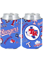 Texas Rangers 2-Sided Flashback Can Coolie