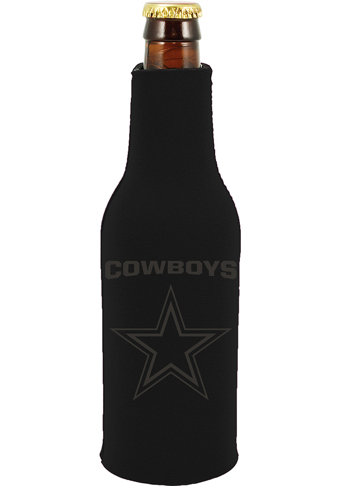 Dallas Cowboys Tonal Bottle Suit Koozie - Image 1
