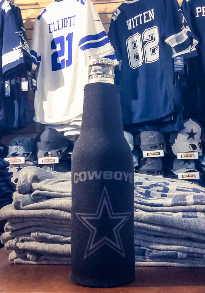 Dallas Cowboys Tonal Bottle Suit Koozie - Image 2