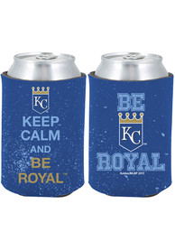 Kansas City Royals 2-Sided Slogan Can Coolie
