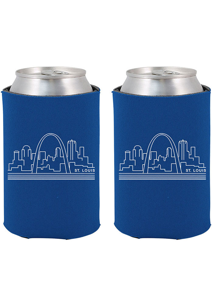 St Louis City Skyline Can Coolie - Image 1