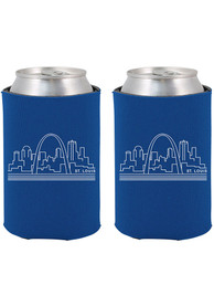 St Louis City Skyline Can Coolie