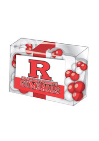 Rutgers Scarlet Knights Gumball Candy