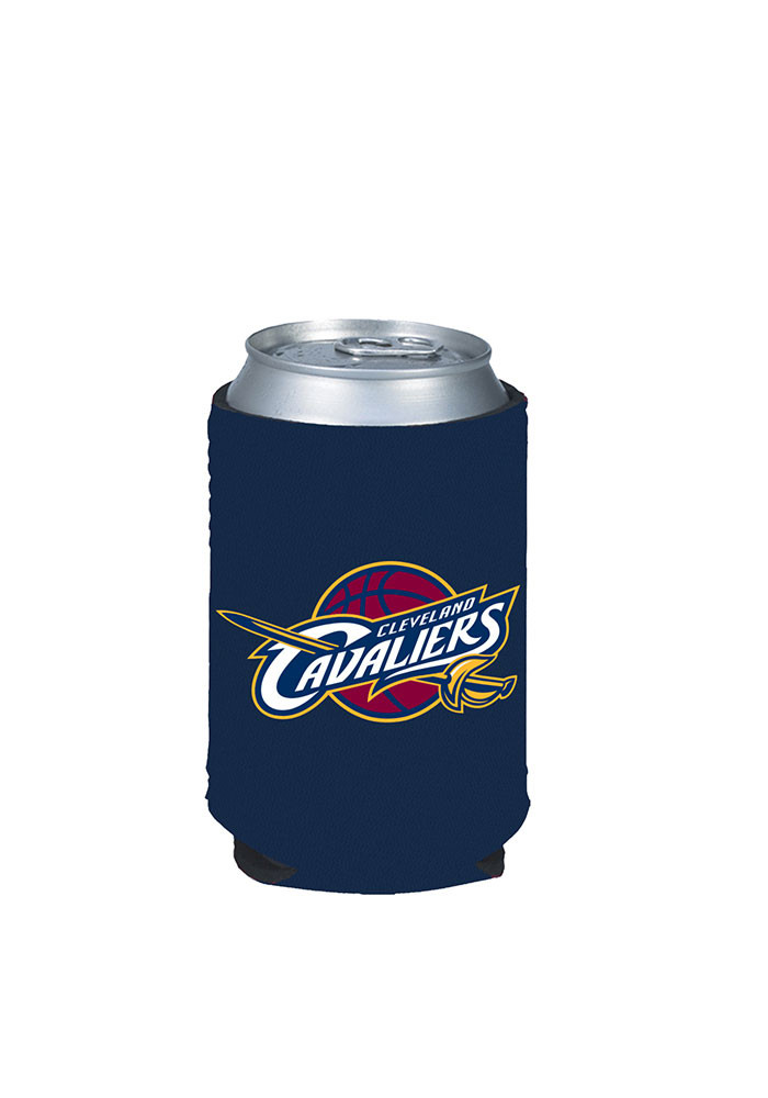 Cleveland Cavaliers Team color can Koozie - Image 1