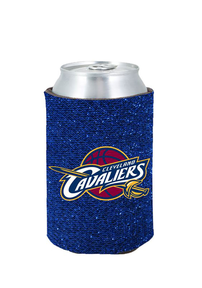 Cleveland Cavaliers Glitter Can Koozie - Image 1