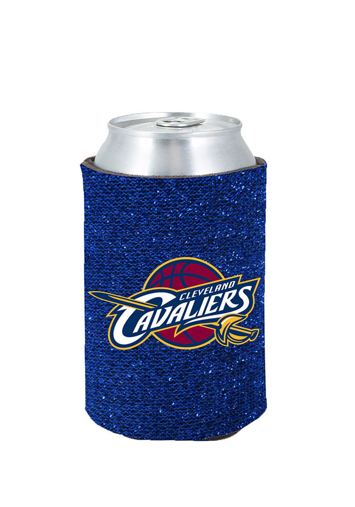 Cleveland Cavaliers Glitter Can Koozie - Image 2
