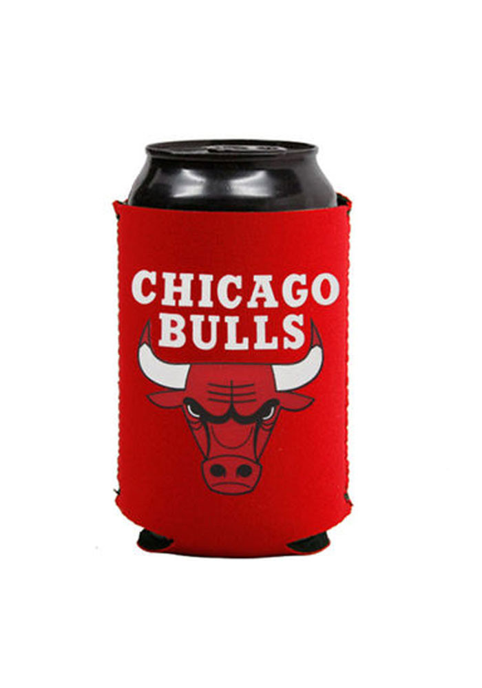 Chicago Bulls Can Koozie - Image 1