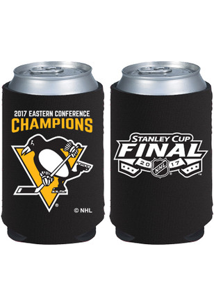 Pittsburgh Penguins 2017 Conference Champions Koozie