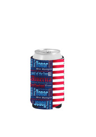 Americana Stripes Forever Coolie