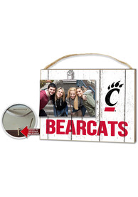 Cincinnati Bearcats 10x8 Clip It Photo Sign