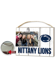 Penn State Nittany Lions 10x8 Clip It Photo Sign