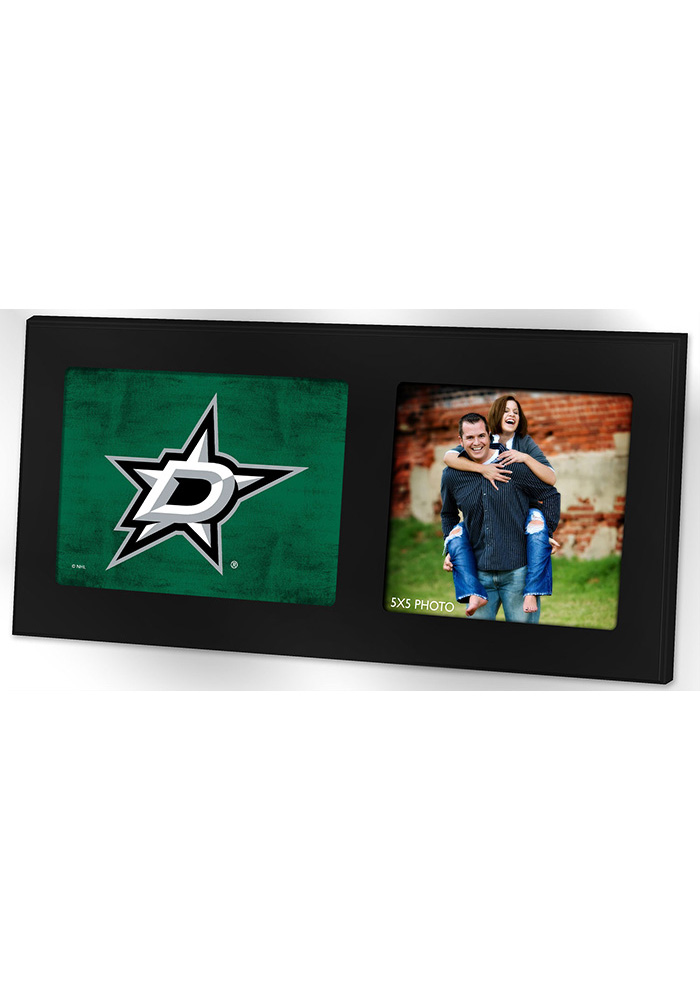 Dallas Stars 8x16 Color Logo Picture Frame