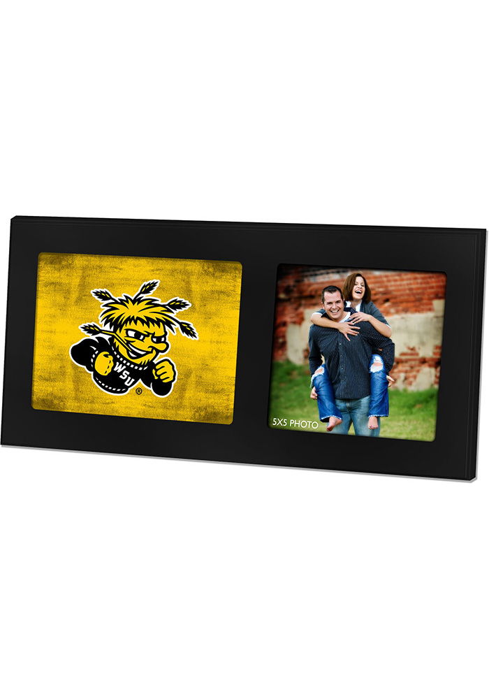 Wichita State Shockers 8x16 Color Logo Picture Frame