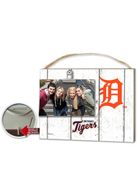 Detroit Tigers 10x8 inch Clip It Photo Sign