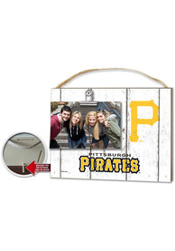 Pittsburgh Pirates 10x8 inch Colored Clip It Photo Sign