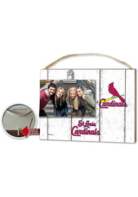 St Louis Cardinals 10x8 inch Colored Clip It Photo Sign