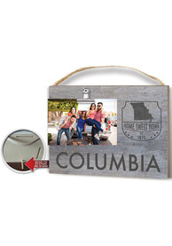 Missouri Clip it Gray Name Drop Frame Picture Frame