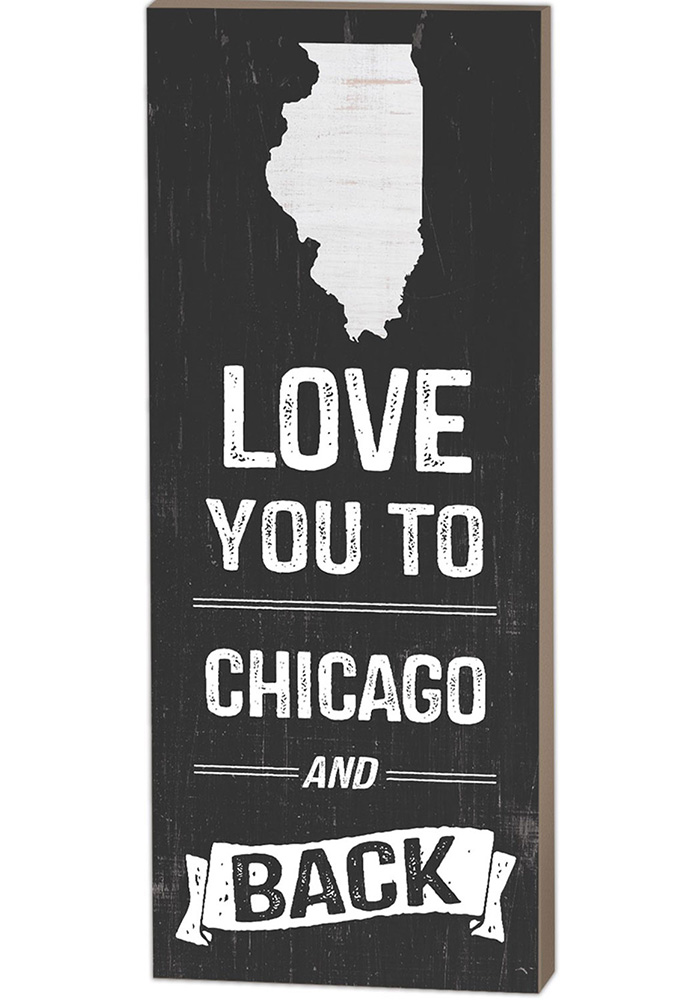 Chicago Name Drop Love You To... Sign Sign - Image 1