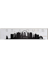 St Louis Skyline Table Top Sign Sign