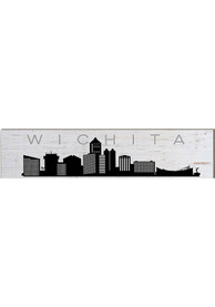 Wichita Skyline Table Top Sign Sign