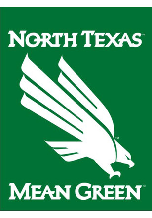 North Texas University Flags North Texas University
