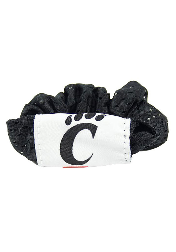 Cincinnati Bearcats Team Logo Youth Hair Scrunchie - Image 1