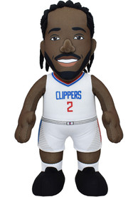 Los Angeles Clippers Bundle- George and Leonard Clippers 10 inch Plush