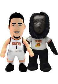 Phoenix Suns Devin Booker and Go-Rilla Bundle 10 inch Plush