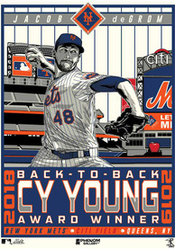 New York Mets Mets Jacob Unframed Poster
