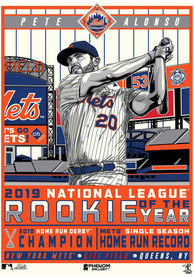 New York Mets Mets Pete Unframed Poster