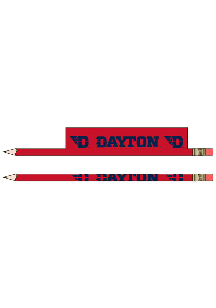 Dayton Flyers 5-Pack Pencil - Image 1