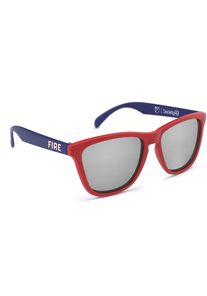 Chicago Fire Team Color Mens Sunglasses - Image 2