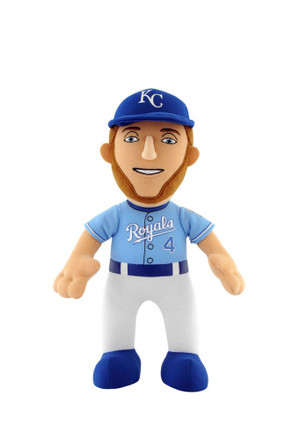 Kansas City Royals Alex Gordon 10in Player Plush Plush