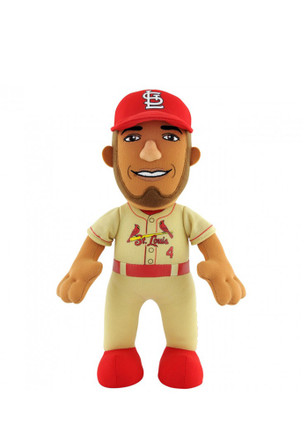 St Louis Cardinals Yadier Molina 10in Player Plush Plush