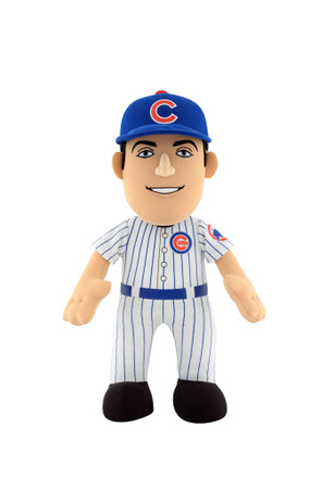 Chicago Cubs Kris Bryant 10in Player Plush Plush