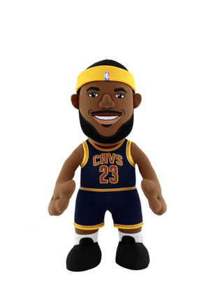Cleveland Cavaliers LeBron James 10 Inch Plush