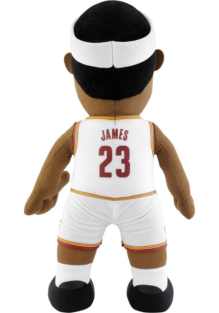 Cleveland Cavaliers 10in Player Plush Plush - Image 2