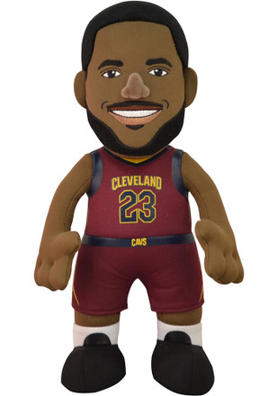 Cleveland Cavaliers LeBron James 10in Player Plush Road Plush