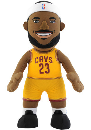 Cleveland Cavaliers LeBron James 10in Player Plush Plush