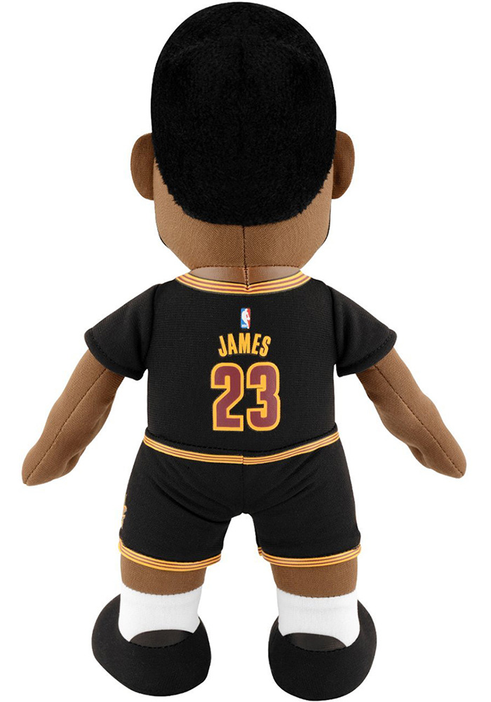Cleveland Cavaliers LeBron James 10in Player Plush Plush - Image 2