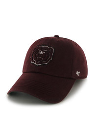 Missouri State Bears 47 Maroon Franchise Fitted Hat