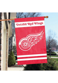 Detroit Red Wings 44x28 Applique Sleeve Banner