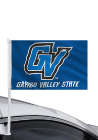 Grand Valley State Lakers 11x16 Car Flag - Blue