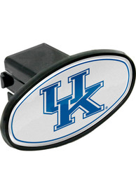Kentucky Wildcats Plastic Oval Car Accessory Hitch Cover