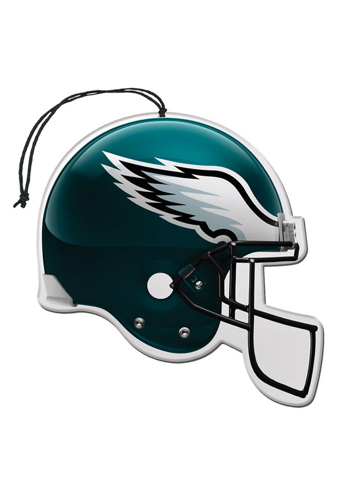 Philadelphia Eagles 3 Pack Auto Air Fresheners - Midnight Green - Image 1