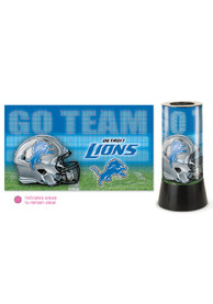 Detroit Lions Field View Rotating Table Lamp