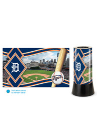 Detroit Tigers Field View Rotating Table Lamp