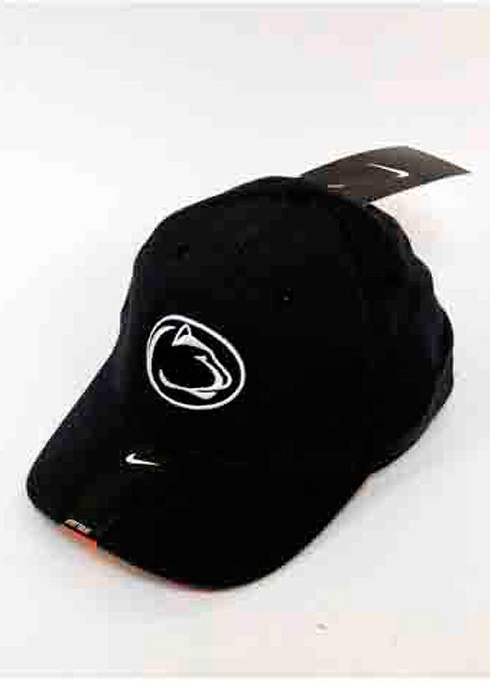Penn State Nittany Lions Navy Blue Swoosh Youth Flex Hat - Image 1